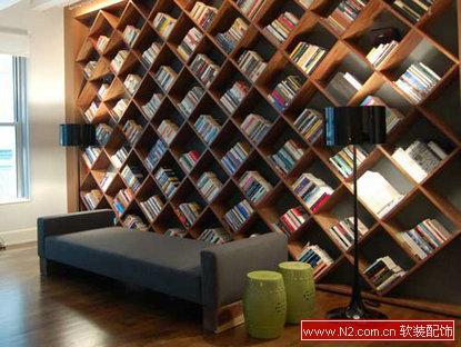 空间分享 家居办公的完美组合