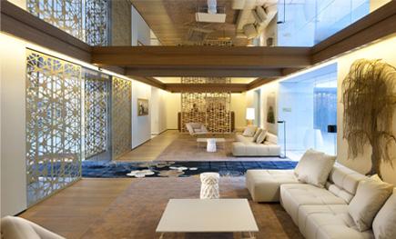 巴塞罗那的文华东方酒店软装设计