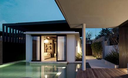 西岸巴厘岛风情 阿里拉索欧丽别墅酒店