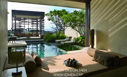 巴厘岛阿里拉乌鲁瓦图别墅酒店