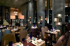 新古典海景西餐厅具显奢华气派