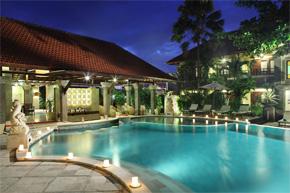 迷人的巴厘岛酒店软装饰设计