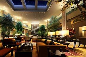 新中式风格酒店软装设计