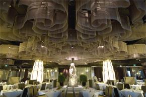 中式沸腾鱼乡餐厅豪华软装鉴赏