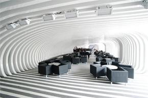 后现代元素酒吧软装设计 挑战视觉极限