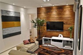 现代简约风格小户型样板房软装设计