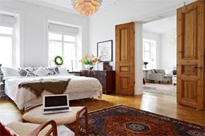 文艺情调浓 意式loft风格公寓软装设计