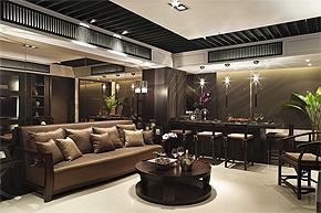 彰显的古典奢华 现代简约样板房软装饰