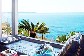 倚窗的温柔情怀 清新飘窗设计注入明朗气息