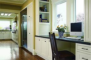 5款飘窗改造工作区精美软装设计