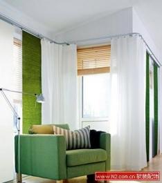 软装配饰——6条必学的窗帘选购技巧