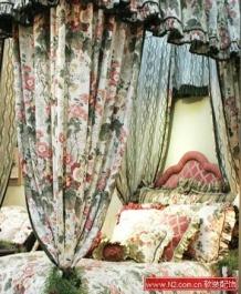 软装配饰——布艺窗帘的四步选择