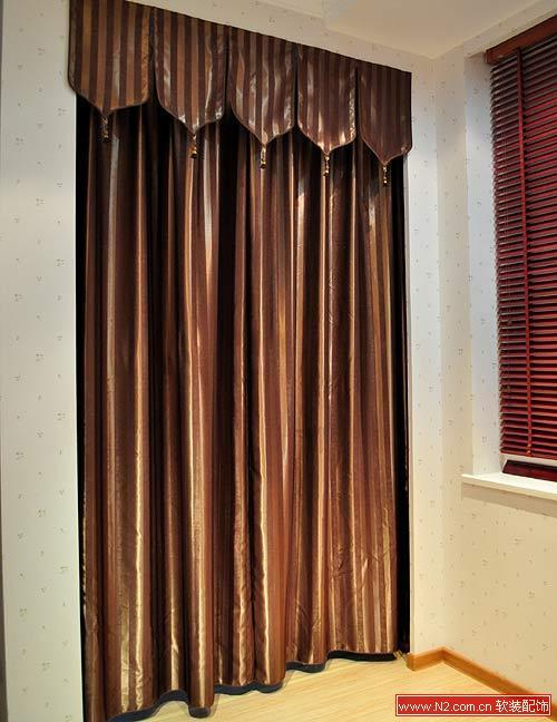 六种实用窗帘悬挂方式 打造唯美居室风情