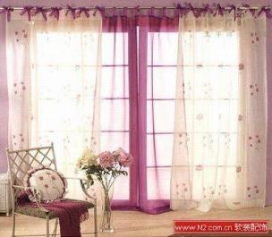 软装配饰——紫色的典雅浪漫