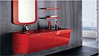 形色兼备的现代风格浴室柜设计