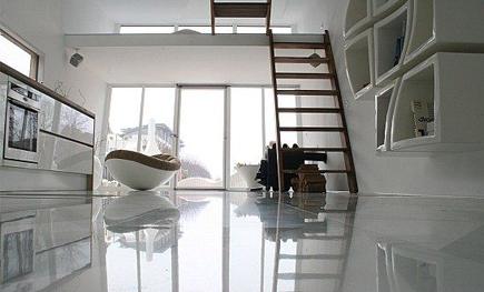 德国Silberfisch船屋室内软装饰设计案例赏析
