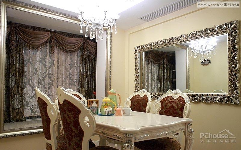 北京别墅 欧式 主卧室公主