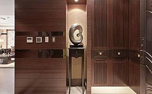中式风格的别墅软装设计