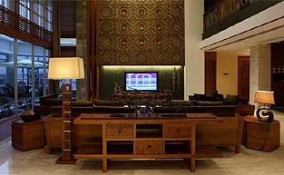 东南亚风格传统豪宅软装配饰