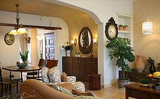 美式风格别墅软装方案