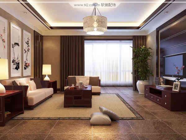 中式别墅 尽现古代东方之美魅力