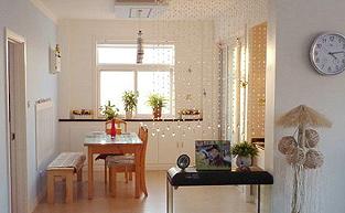 120平方田园风格的样板房软装