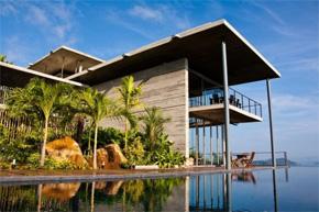 崇尚自然 泰式海景现代别墅软装设计