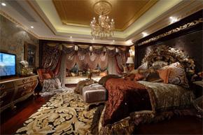 情迷典雅奢华 富丽堂皇别墅软装设计