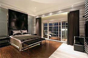 后现代的典范 时尚科技感别墅软装设计
