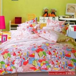 床品的时尚革命 为单调的卧室注入新元素
