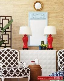 你不敢想象的色彩搭配 让家如油画般绚丽