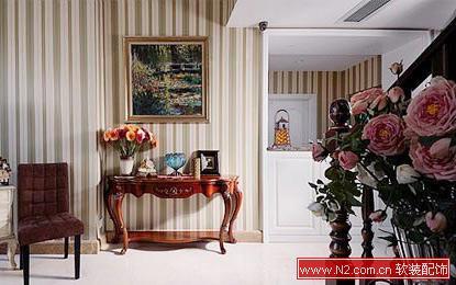 床头艺术风格 12款创意卧室背景墙