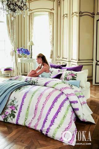 床上用品演绎温暖居室 挑选床上用品三步走