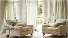 窗帘与沙发的软装搭配