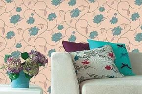 各样花朵壁纸 绽放精彩家居生活