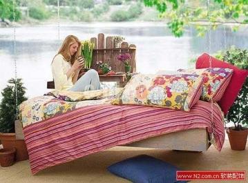 澳西奴 床上的自然风光