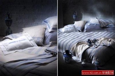 意大利的顶级床品 FRETTE寝上荣耀