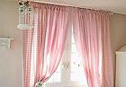 韩式风格窗帘软装艺术