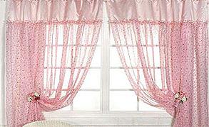 DIY三招教你选窗帘 给家营造节日气氛