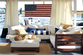 家居明亮方案 浅色窗帘通透清凉