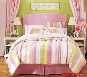 3款儿童卧室床品 打造奇妙世界