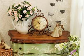 仿古欧式座钟 见证完美瞬间