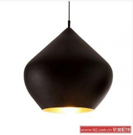 黑桃吊灯设计