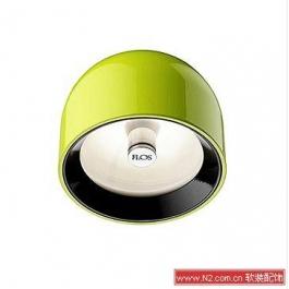 灯具设计中的水母顶灯