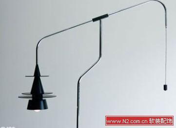 装饰中极富创意的落地灯