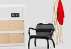 暖意家居 创意来源于毛衣的家具