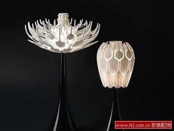 软装饰中的创意灯具设计
