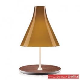 灯具设计中的精致小台灯