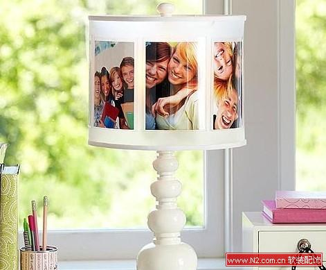 口吹玻璃出品精致小台灯 塑造个人喜爱风格