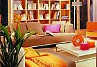软装设计 布艺把沙发区布置